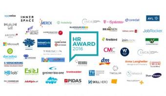 Call for Entries HR Award 2017