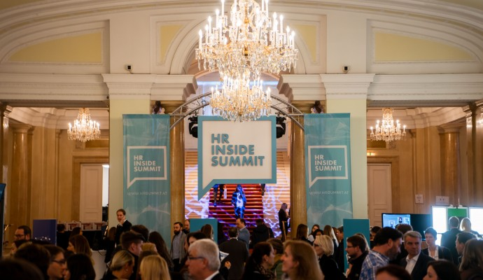 Das Programm des HR Inside Summit 2017