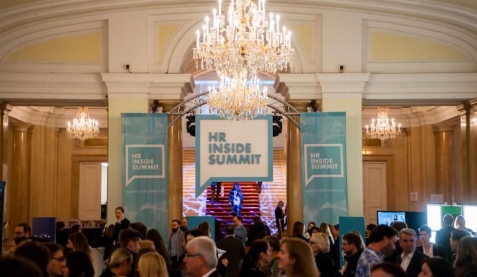 Das Programm des HR Inside Summit 2017