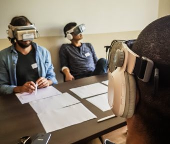 Level-up your team building with virtual reality!