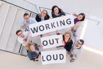 WORKING OUT LOUD @ Bosch – Raus aus dem Silo und cross-funktional sichtbar im Netzwerk arbeiten