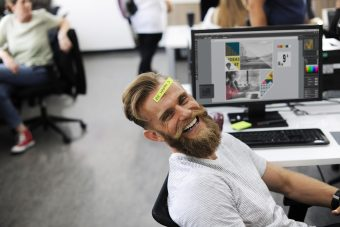 Glück fördern mit dem FIRMS-Design