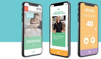 McDonald's Digitaler Bewerbungs-Assistent
